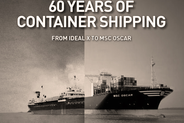 Containerisation turns 60