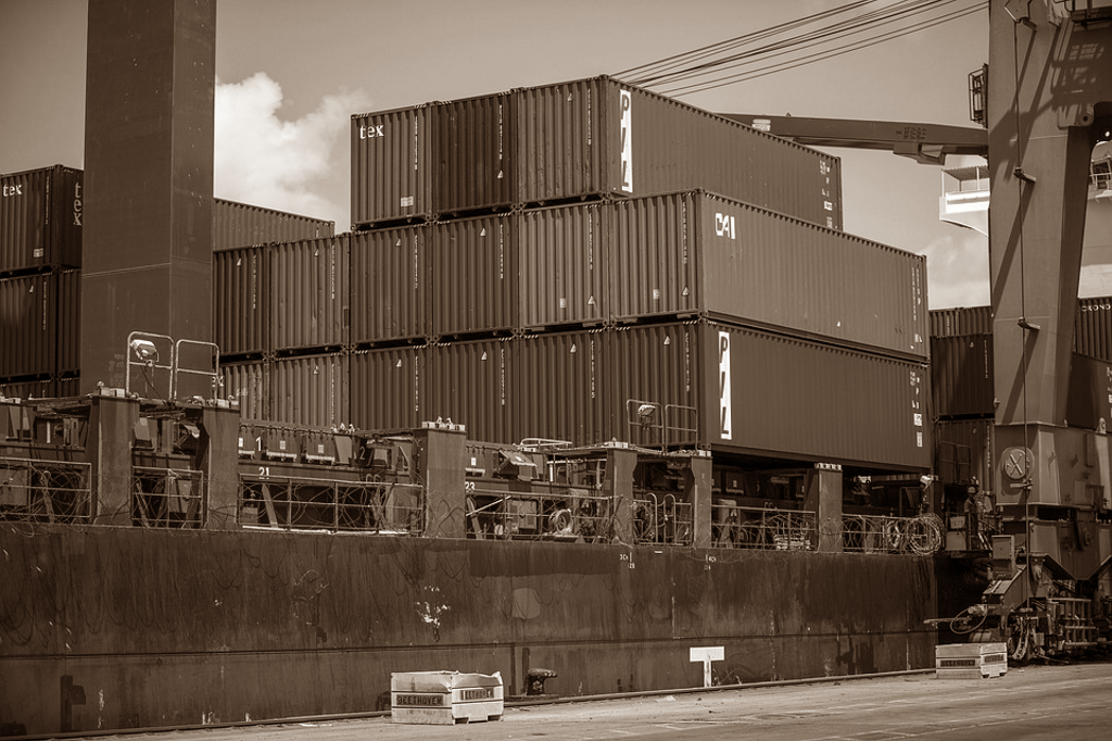 Commodities Like Shipping Containers Becoming More Popular
