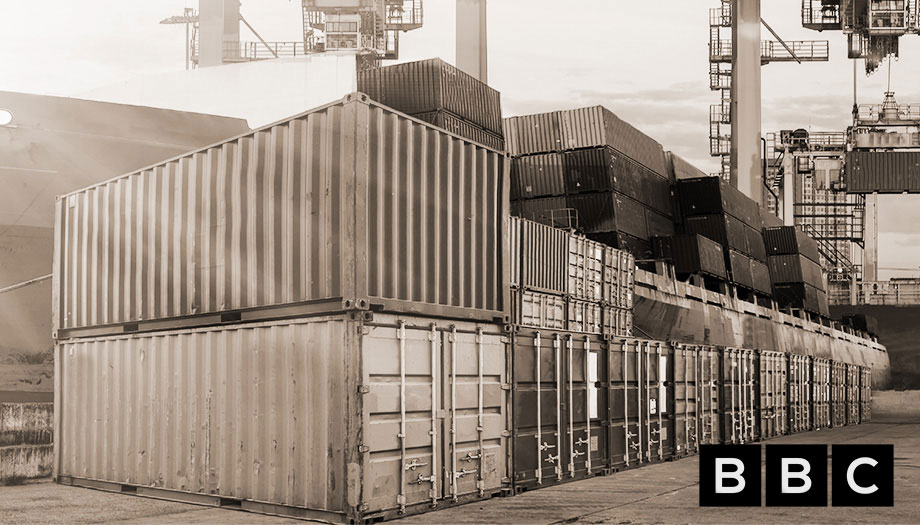 Containers Transform World Trade