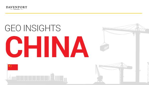Geo Insights of China